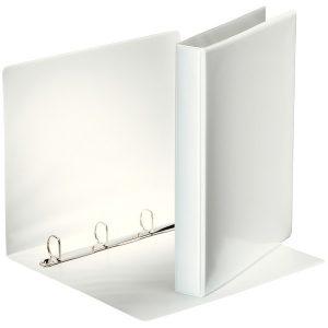 Папка для презентаций ПАНОРАМА Esselte 40мм, 2 внешних кармана, белый