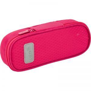 Пенал Smart-1 K17-602-1, розовый