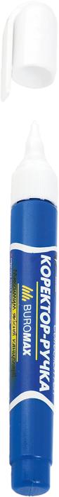 Корректор-ручка 8мл с пластиковым наконечником