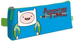 Пенал мягкий 1 отделение Adventure Time-2 AT15-641-2K