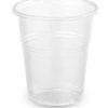 Стакан пластиковый, 180мл, прозрачный, 100шт