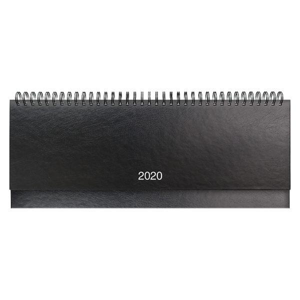Планинг датированный BRUNNEN 2020 MIRADUR, черный
