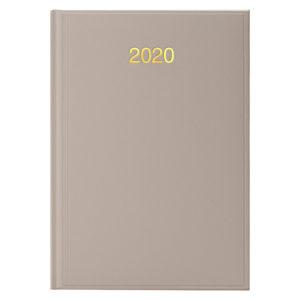 Ежедневник датированный BRUNNEN 2020 СТАНДАРТ MIRADUR, кремовый