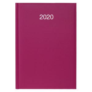 Ежедневник датированный BRUNNEN 2020 СТАНДАРТ MIRADUR, лиловый