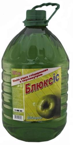 Мыло жидкое Блюксис, 5л, в ассортименте