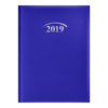 Ежедневник А6 датированный 2019 MIRADUR ярко-синий