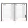 Ежедневник датированный BRUNNEN 2021 СТАНДАРТ MIRADUR, коричневый 19421