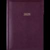 Ежедневник датированный 2021 BASE (Miradur), A5, бордовый