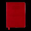 Ежедневник датированный 2022 AMAZONIA, A5, красный