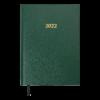Ежедневник датированный 2022 STRONG, А5, твердая обложка, зеленый
