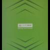 Блокнот  А5, 48 листов, Monochrome JOBMAX, пружина сверху, клетка 22725
