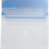 Папка-конверт А4, на 4 отделения,  на липучке TRAVEL 22466