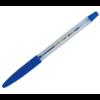 Ручка шариковая с резиновым грипом 46137