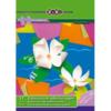 Набор цветной самоклеящейся бумаги НЕОН А4, 9+2 цветов