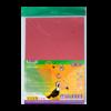 Набор цветного картона  А4, 8 цветов, 8  листов, фольгированный