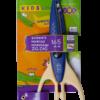 Ножницы ЗИГ-ЗАГ 165мм