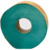 Туалетная бумага Кохавинка d-19см, 1-слойная, зеленая