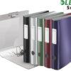 Папка-регистратор А4 180°, 50мм ACTIVE STYLE, матовые цвета