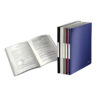 Папка пластиковая А4 с 40 файлами LEITZ STYLE