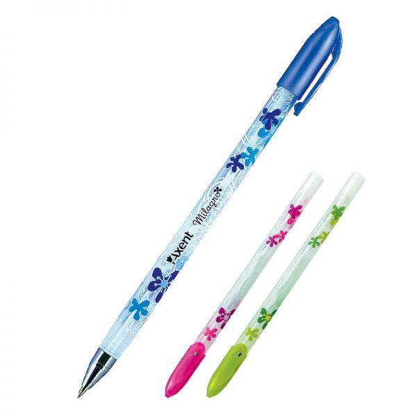 Ручка шариковая MILAGRO, пластиковый корпус, стержень синий