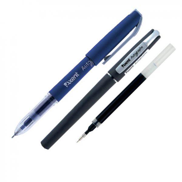 Ручка гелевая AUTOGRAPHE, стержень с большим объемом чернил