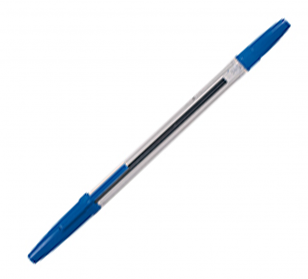 Ручка масляная JOBMAX, синяя