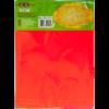 Набор цветной бумаги КРЕАТИВ А4, 20 листов, 8 цветов 18596