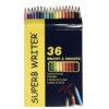 Карандаши цветные MARCO 36 цветов Superb Writer