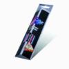 Карандаш графитовый НВ трехгранный с резинкой