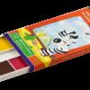 Акварельные краски 12 цветов, картонная упаковка SMART
