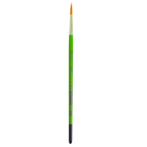 Кисти для рисования круглые СИНТЕТИКА, SMART Line
