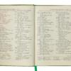 Ежедневник датированный 2021 ORION, A5, зеленый 19575