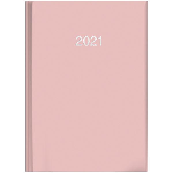 Ежедневник карманный датированный BRUNNEN 2021 MIRADUR TREND, пудровый