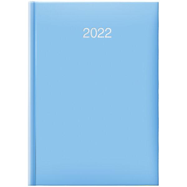 Ежедневник датированный BRUNNEN 2022 СТАНДАРТ MIRADUR TREND, голубой
