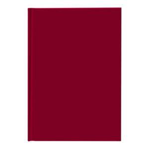 Ежедневник А5 недатированный АГЕНДА MIRADUR TREND красный
