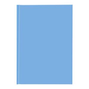 Ежедневник А5 недатированный АГЕНДА MIRADUR TREND голубой