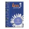 Ежедневник А5 недатированный АГЕНДА Графо LOVE FLOWERS 18