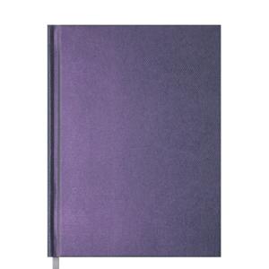 Ежедневник А5 датированный 2019 PERLA твердая обложка, серый