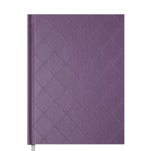 Ежедневник А5 датированный 2019 CHANEL твердая обложка, сиреневый