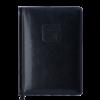 Ежедневник датированный 2021 BRAVO, А6, черный
