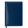 Ежедневник датированный 2021 BRAVO, А6, синий