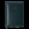Ежедневник датированный 2021 BRAVO, А6, зеленый