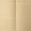 Ежедневник А5 недатированный BELLA бирюзовый, кремовый блок, на кнопке 21349