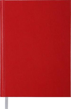 Ежедневник А5 недатированный STRONG красный