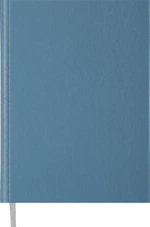 Ежедневник А5 недатированный STRONG голубой