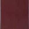 Ежедневник А5 недатированный STRONG коричневый