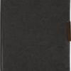 Ежедневник А5 недатированный SALERNO серый, кремовый блок, гибкая обложка