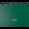 Планинг 2020 датированный STRONG зеленый, твердая обложка