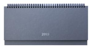 Планинг 2019 датированный STRONG серый