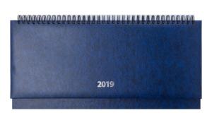 Планинг 2019 датированный BASE синий